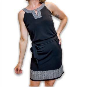 White House / Black Market Keyhole Dress  …